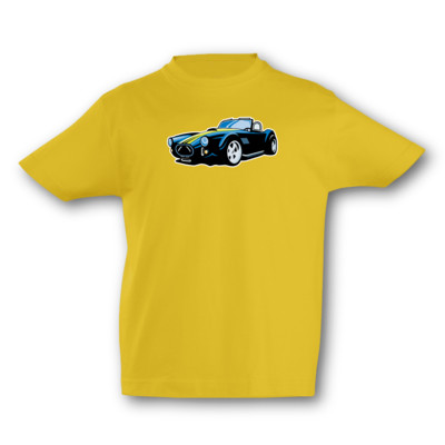 Kinder T-Shirt Roadster