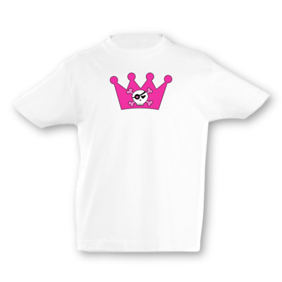 Kinder T-Shirt Piraten Krone Kinder T-Shirt