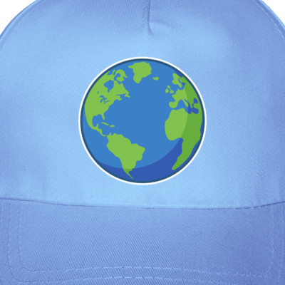Kinder Kappe Planet Erde Kappe