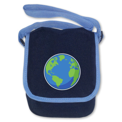 Kindergartentasche Planet Erde