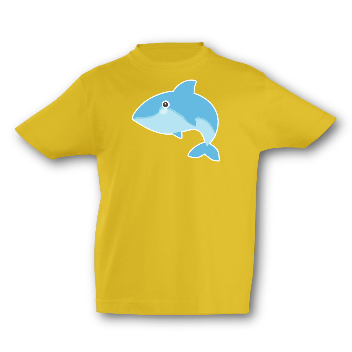 Kinder T-Shirt Süßer Wal Blauwal Whale Meer Tiere 7 Farben 94 ...