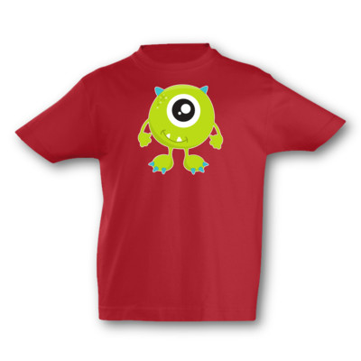 Kinder T-Shirt Süßes Monster