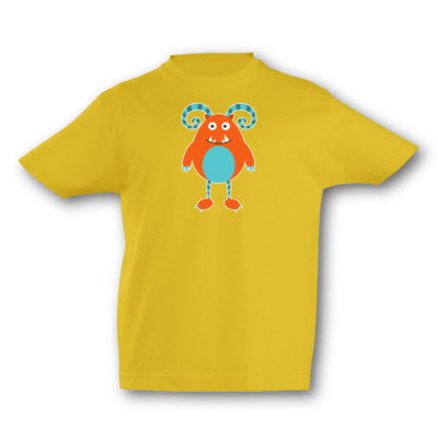 Kinder T-Shirt Monster