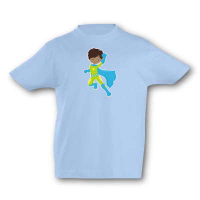 Kinder T-Shirt Superheld Peter