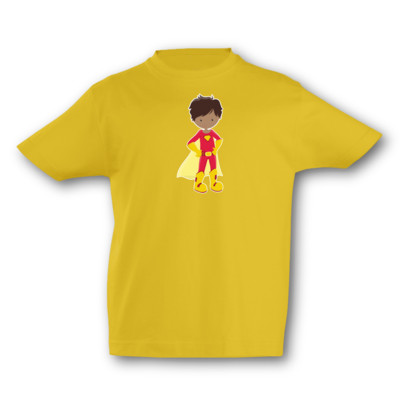 Kinder T-Shirt Superheld Jay