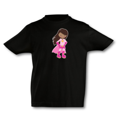 Kinder T-Shirt Superheldin Harleen
