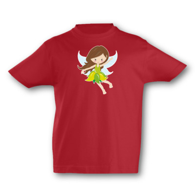 Kinder T-Shirt Fliegende Fee