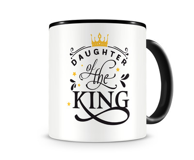 Tasse mit dem Motiv Daughter Of The King