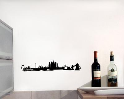 Wandsticker London Skyline Sonderangebot