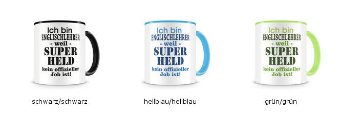 Lehrer Badass Isn/'T an Offizielle Job Titel Reise Becher Tasse Weißer Griff