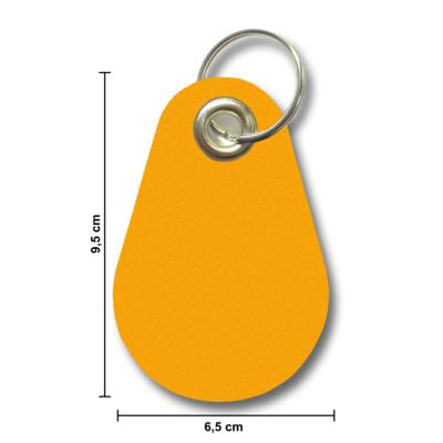 Schlüsselanhänger katalanischer Esel Schlüsselanhänger
